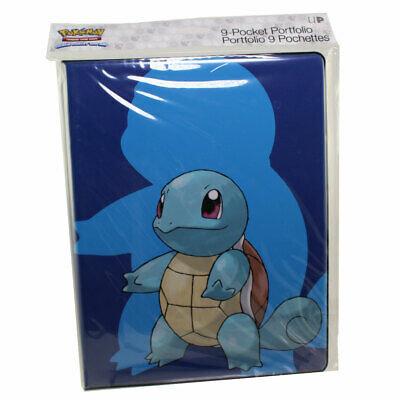 Ultra Pro 9-pocket Portfolio Pokémon SQUIRTLE 2020