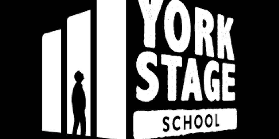 York Stage School - Return to the Studio!!