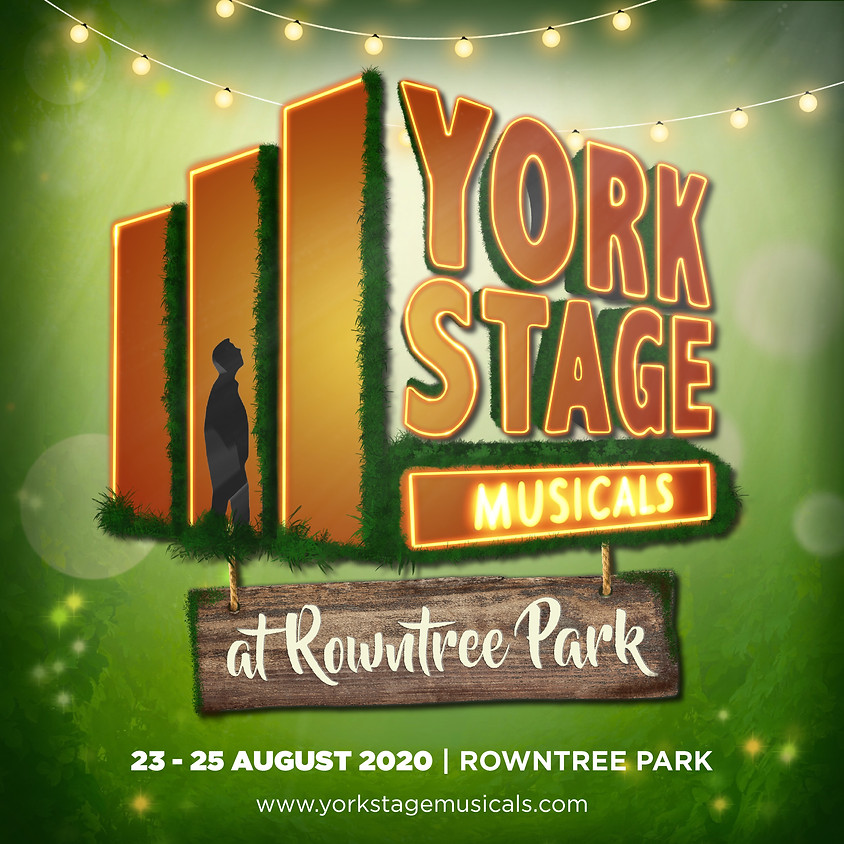 York Stage at Rowntree Park - Monday 24th
