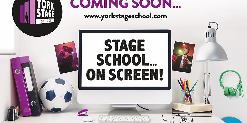 York Stage School... on Screen