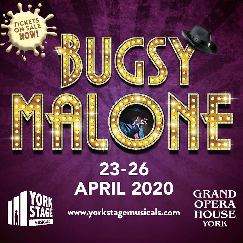 BUGSY CHAPERONE SIGN UP