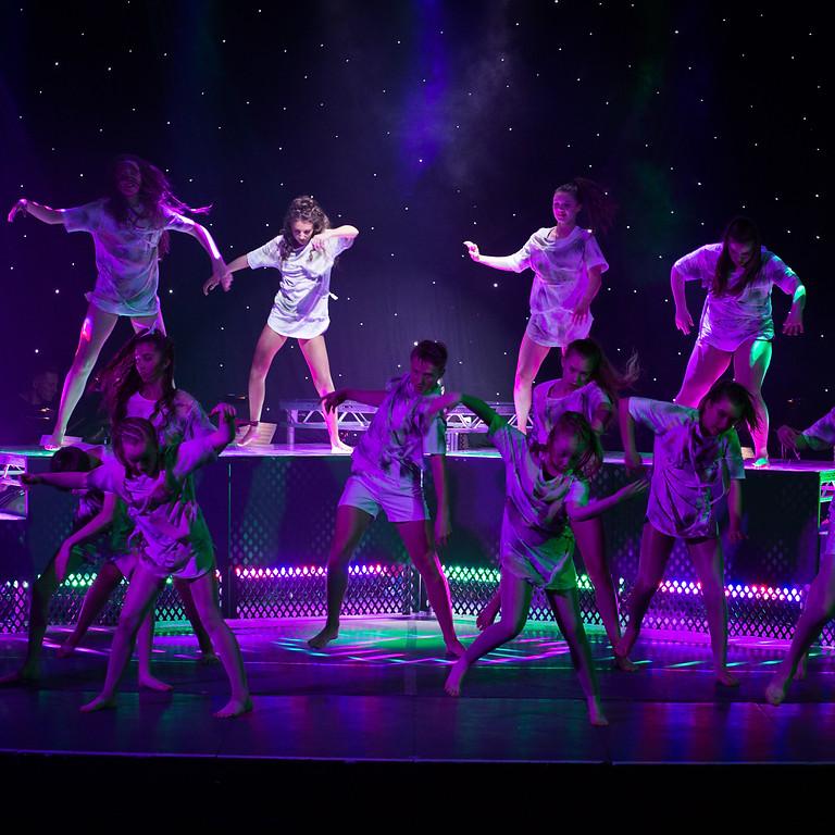 Dance JAZZ - Ages 8 - 16