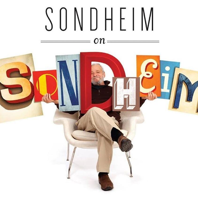 Sondheim on Sondheim: Auditions