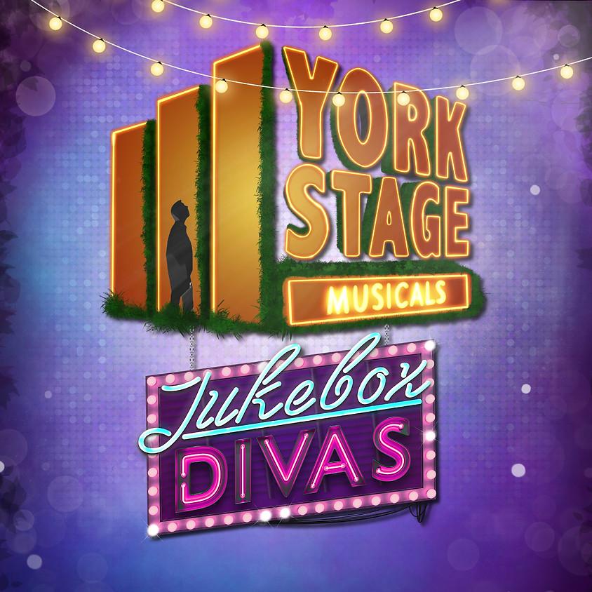 York Stage JUKEBOX DIVAS - Friday 18th September