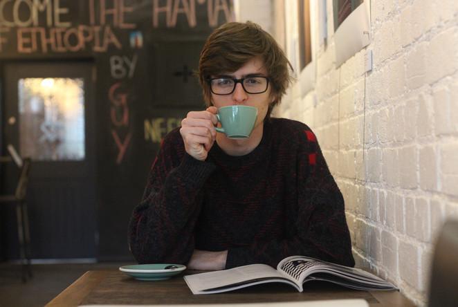 coffee closure shoot