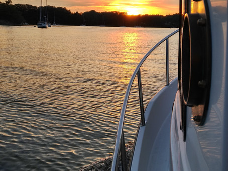 Sunset Cruises Available!