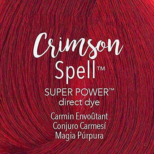 #mydentity Super Power Crimson Spell