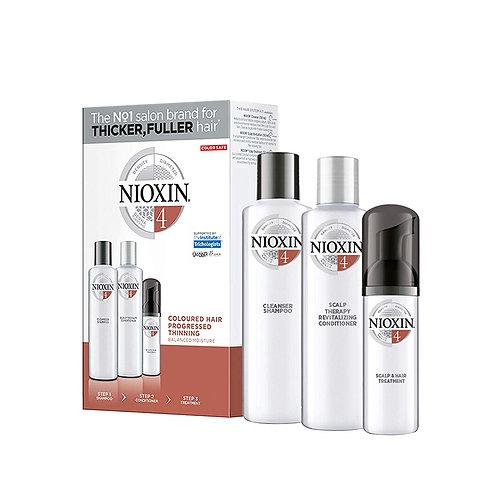 Sistema nioxin 4 150+150+50 ml