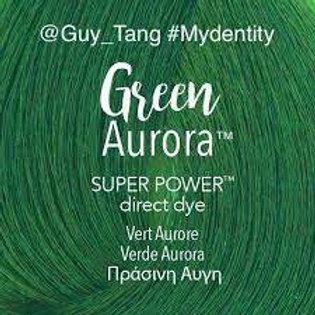 #mydentity Super Power Green Aurora