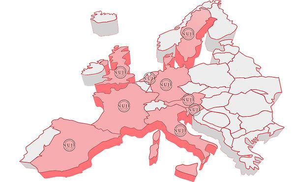 nujé professional europe