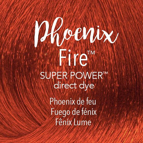 #mydentity Super Power Phoenix Fire