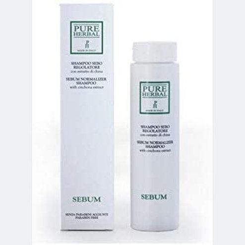 Shampoo sebo regolatore Pure Herbal 200 ml/1000 ml