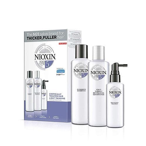 Sistema nioxin 5 150+150+50 ml