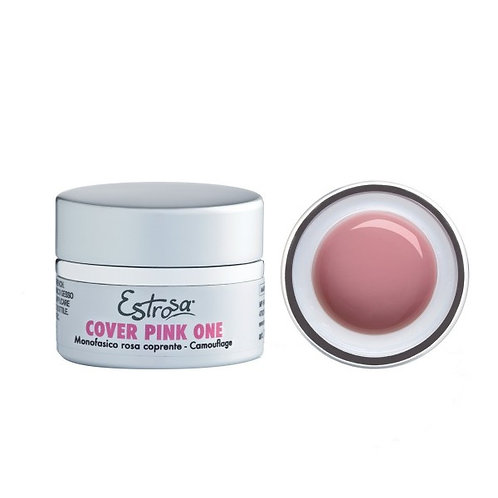 GEL CAMOUFLAGE COVER PINK ONE - ROSA COPRENTE 15 / 30 ML