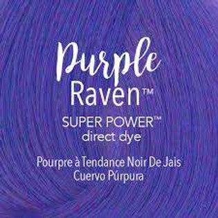 #mydentity Super Power Purple Raven