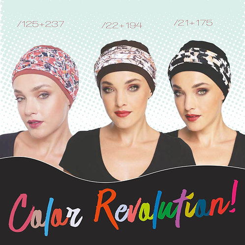 Turbante Color Revolution