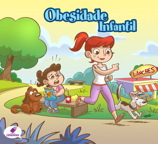 Obesidade Infantil-Editora Cidadania