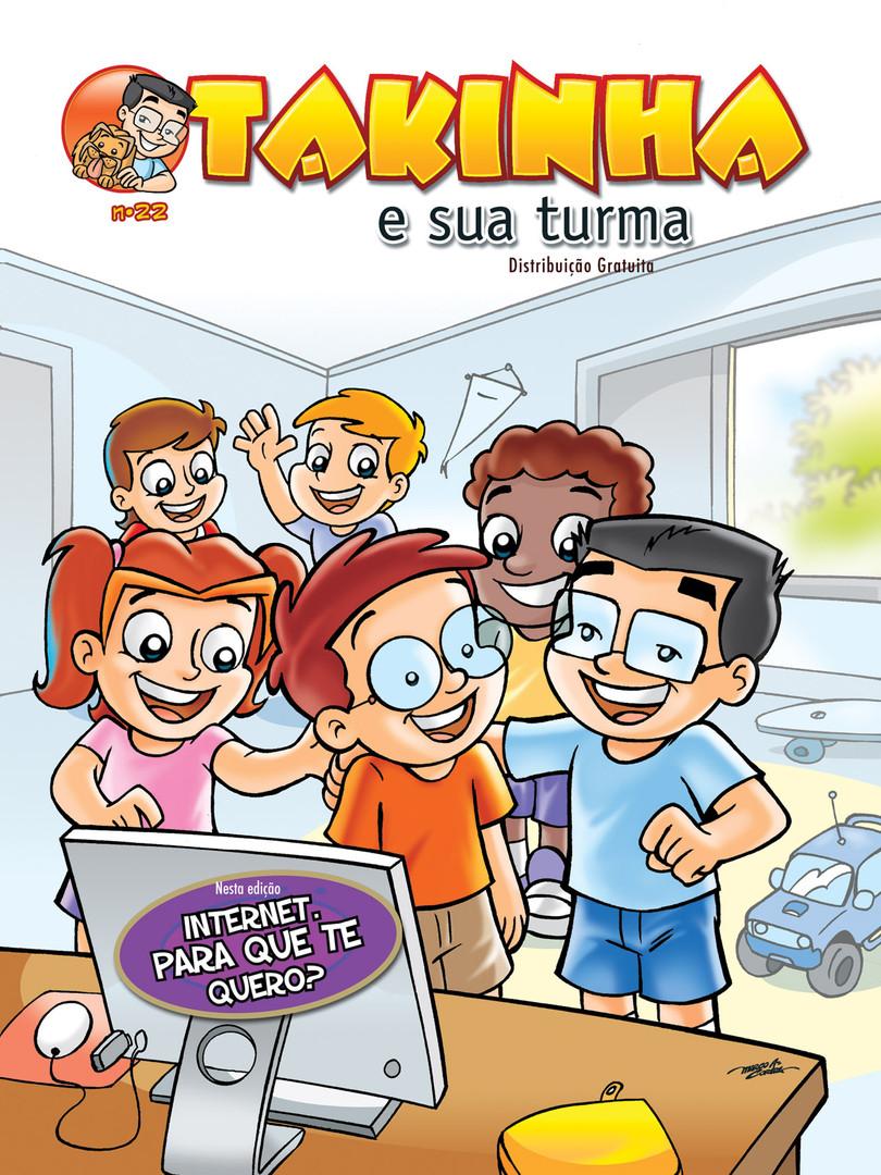 Revista Takinha e sua turma