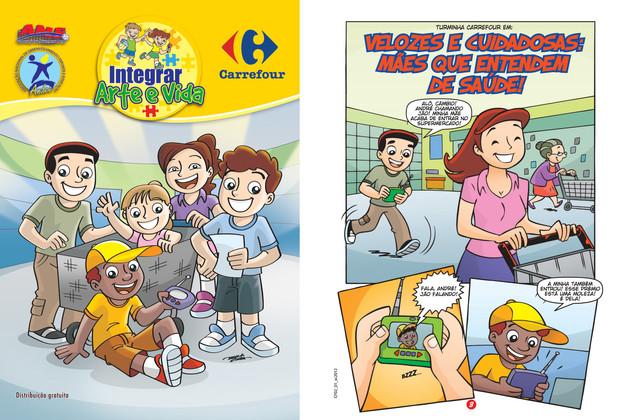 Projeto Integrar CARREFOUR