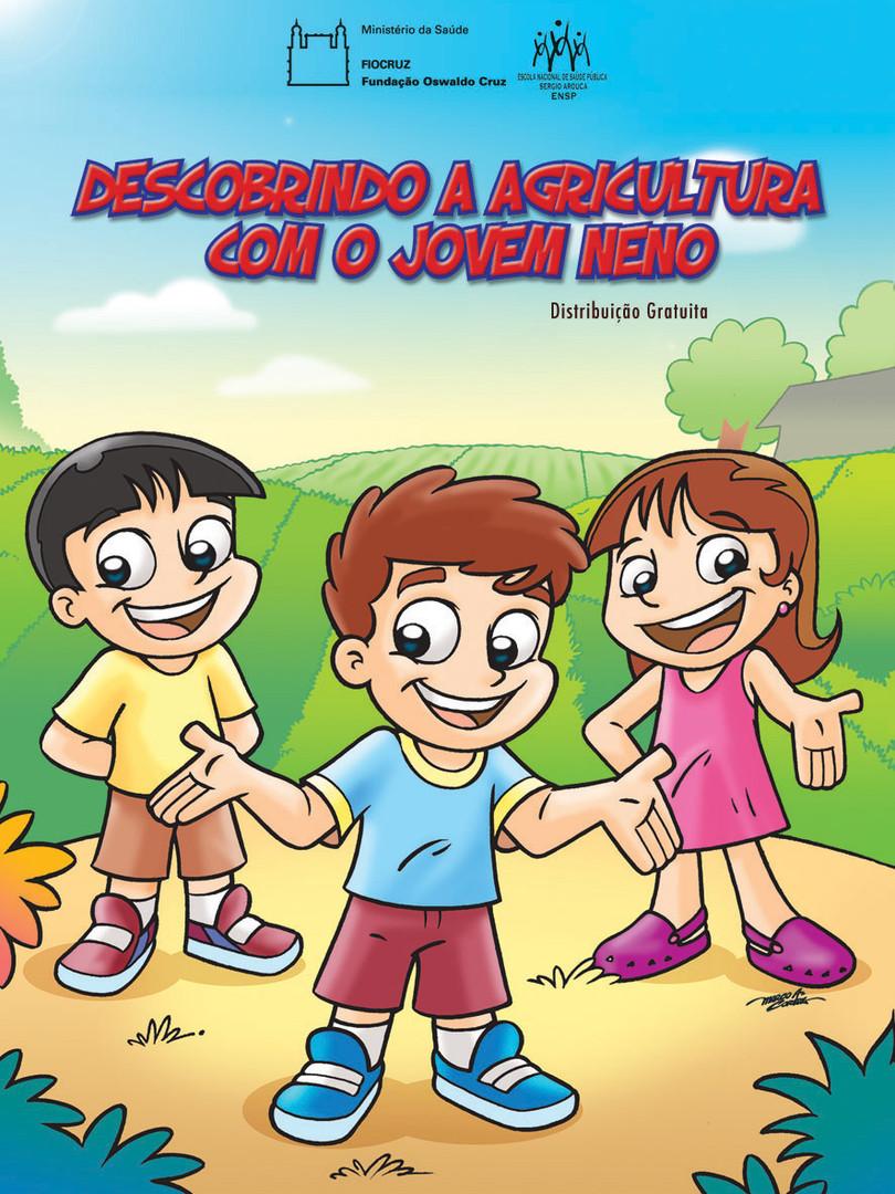 Revista Jovem Neno FioCruz - Ministério da Saúde