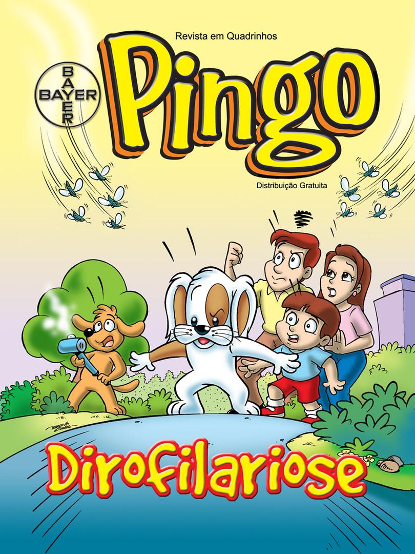 Revista Pingo Bayer