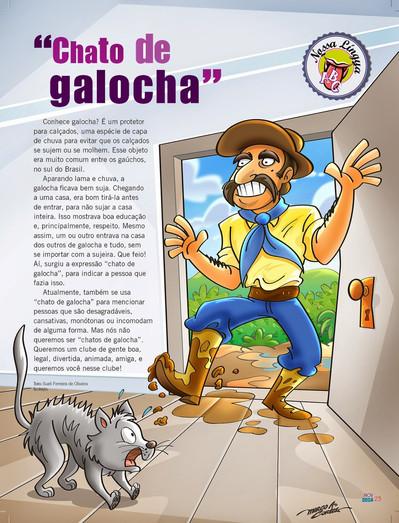 Revista Nosso Amiguinho-CPB