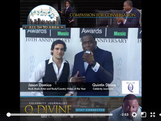 Red Carpet Interview with Jason Damico