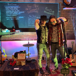 Jason Damico & Maverick Rose Live