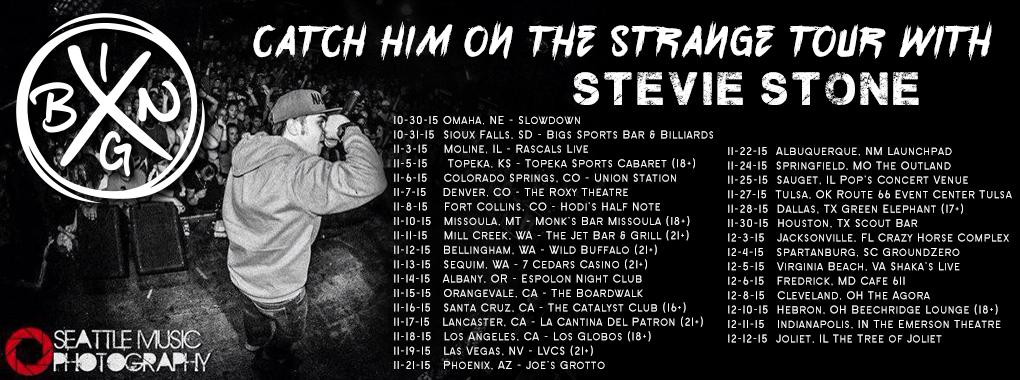 Strange Music Tour 1-2
