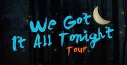 We Got It All Tonight music video Logo 2