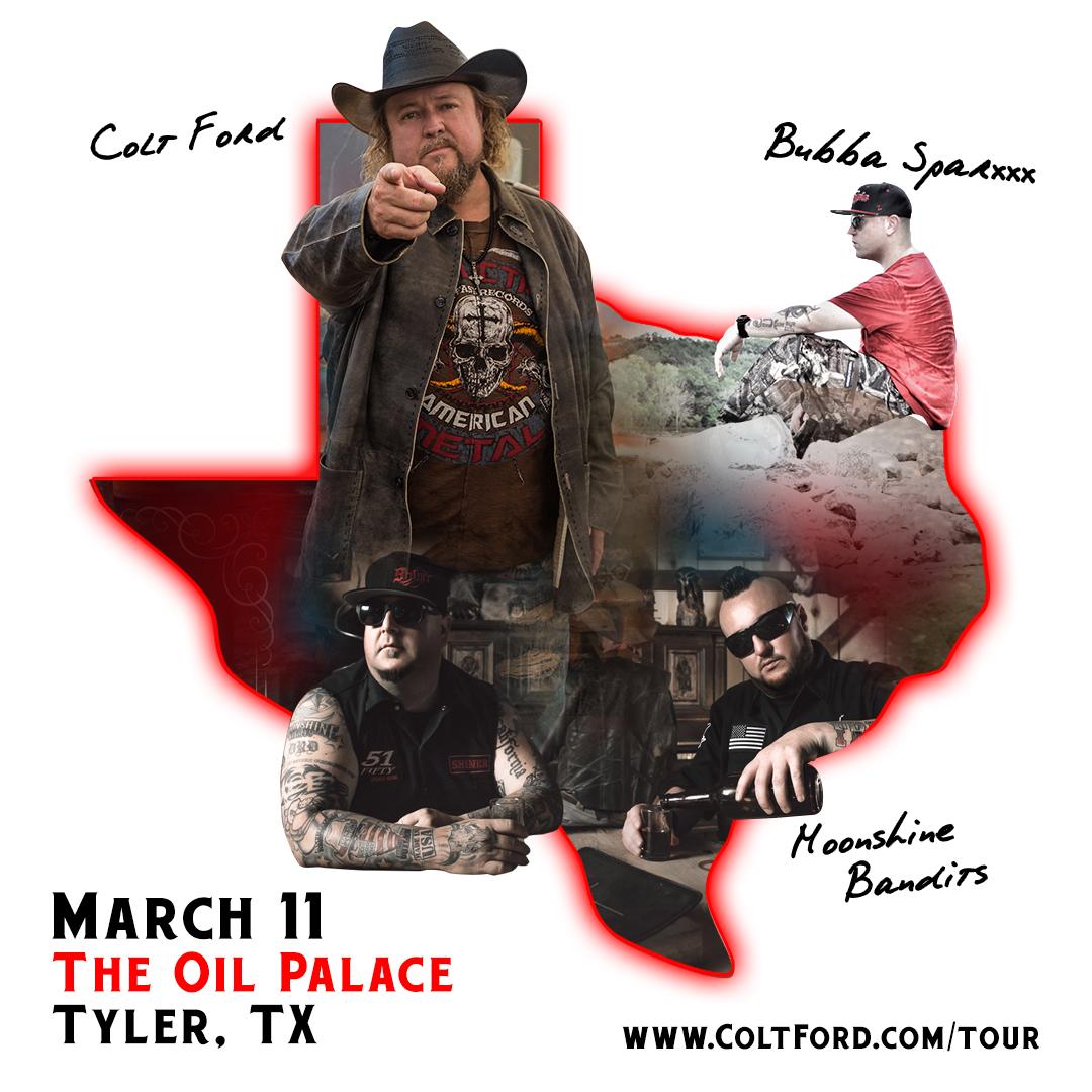 Colt MSB Bubba Tyler TX graphic