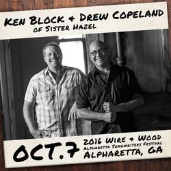Ken & Drew Tour Oct. 7