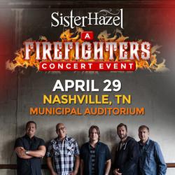 SH Firefighters Concert Event April 29