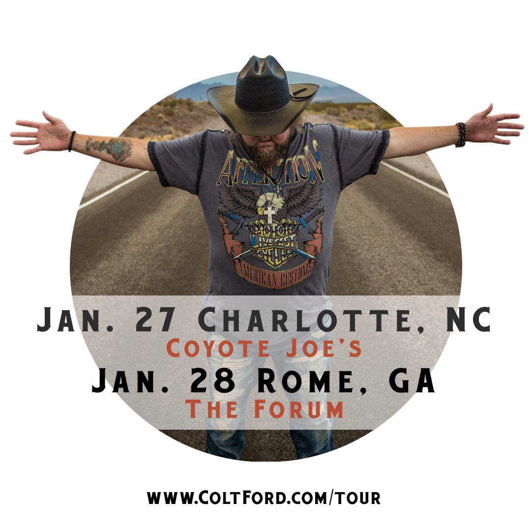 Jan 27 Colt Tour Insta
