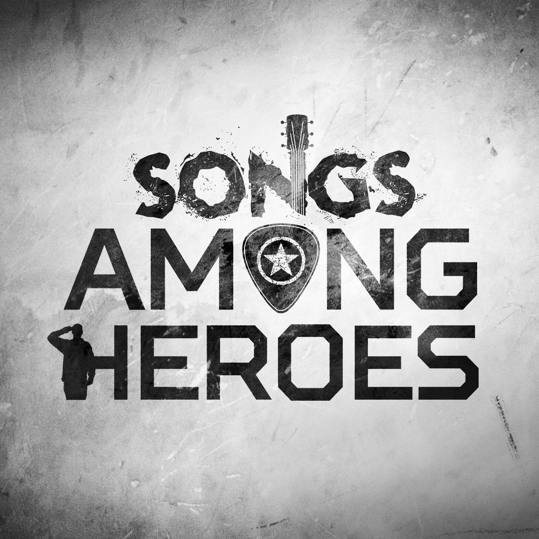 Songs Among Heroes Logo square