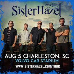 Sister Hazel Aug 5