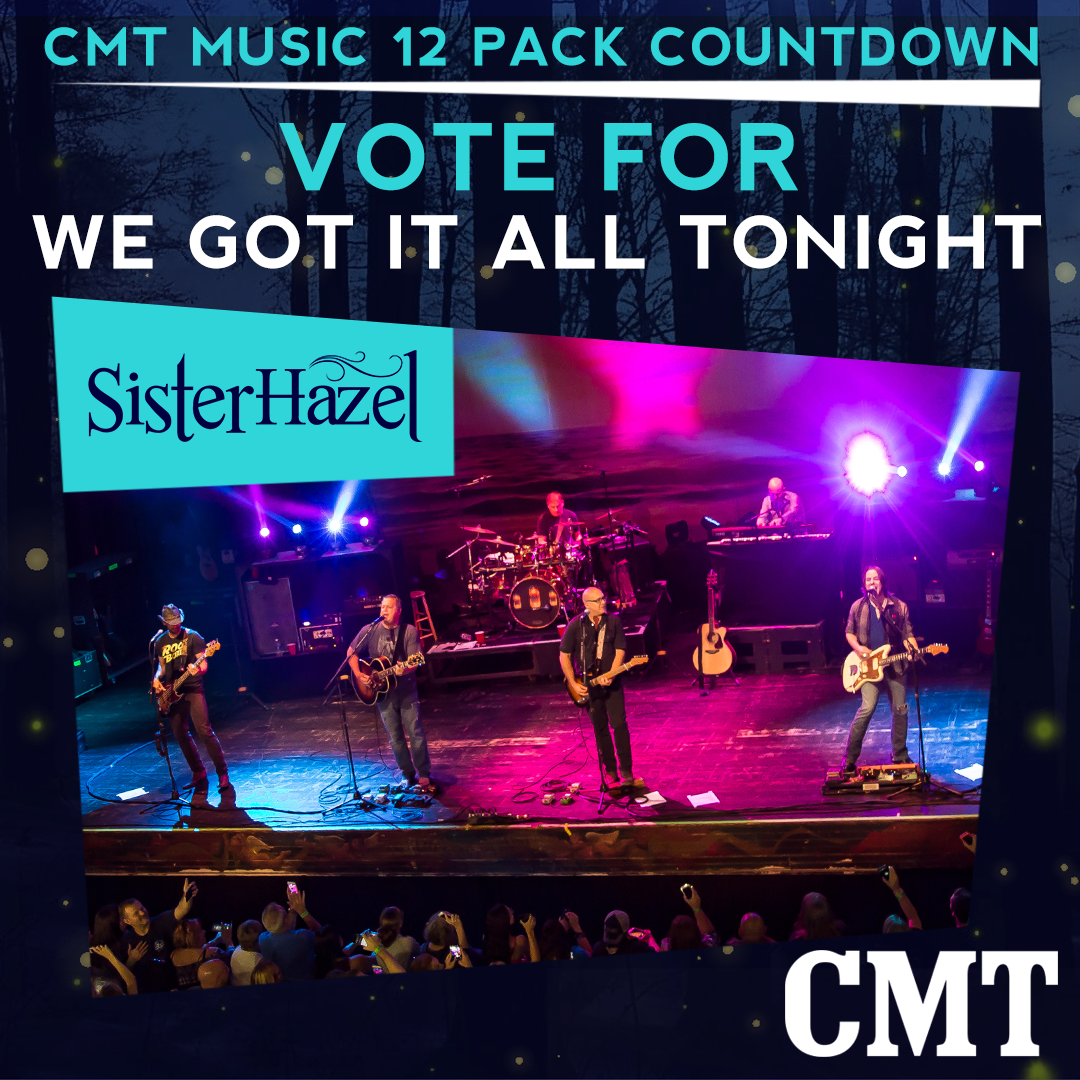 12 Pack CMT Music Countdown We Got It All Tonight