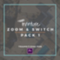 Irvinture Zoom & Switch Pack 1 Cover Ima