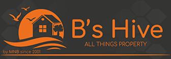 B's Hive Logo
