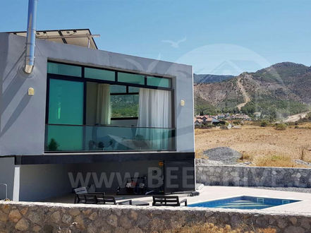 Modern Rental Villas North Cyprus100-150