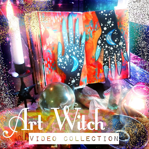 Art Witch Apprentice Video Collection