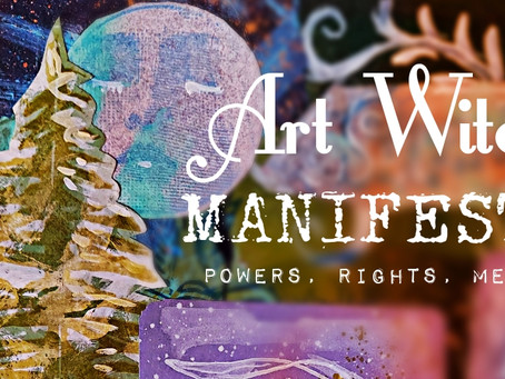 Art Witch Manifesto: Powers, Rights, Memory