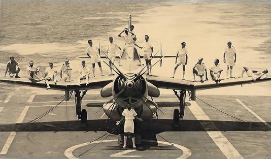 849B HMS ARK ROYAL 1976