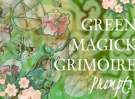 17 Ideas for Green Magick Grimoires