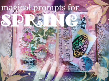 20 Fresh Grimoire Prompts for Spring