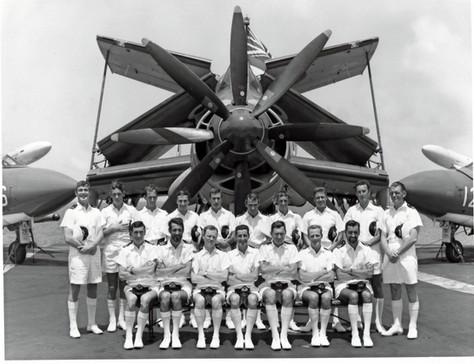 849D HMS EAGLE 1969