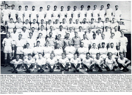 849D HMS EAGLE 1972
