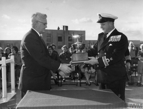 Skyraider Gold Trophy 1959