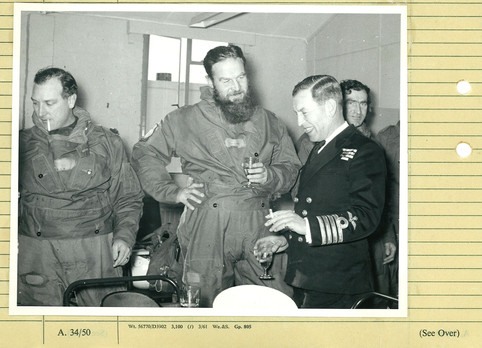 Lt Cdr Butch Barnard  CO 64-68