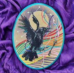 Crow Talisman